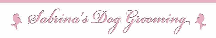 sabrians dog grooming